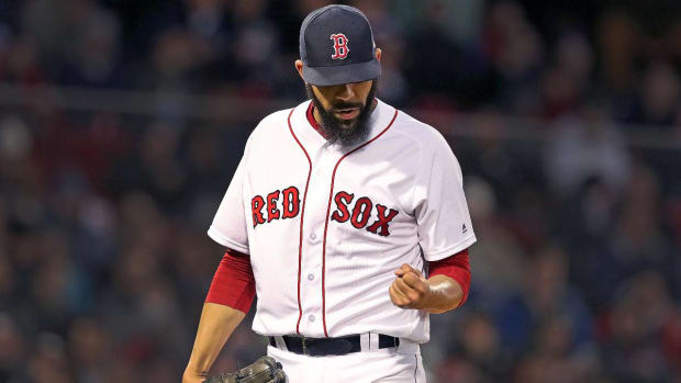 David Price Doesn't Think Fortnite Led to Carpal Tunnel, Will Scale Back on Video Games if Needed - IMAGE