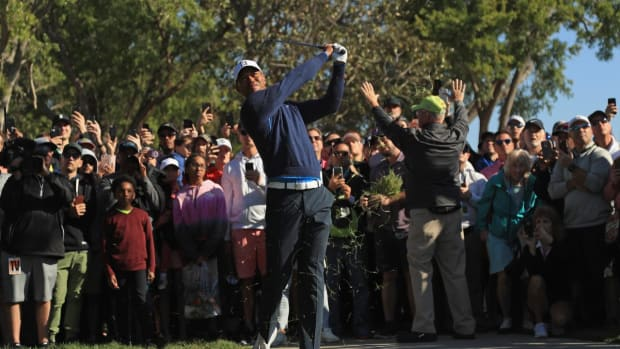 Tiger Woods Listed As Favorite For The Masters - IMAGE