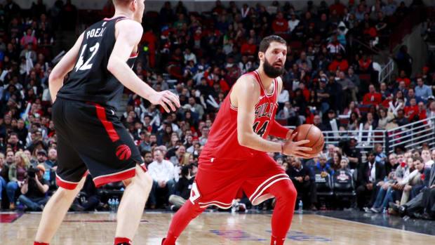 Report: Bulls Agree To Send Nikola Mirotic to Pelicans--IMAGE