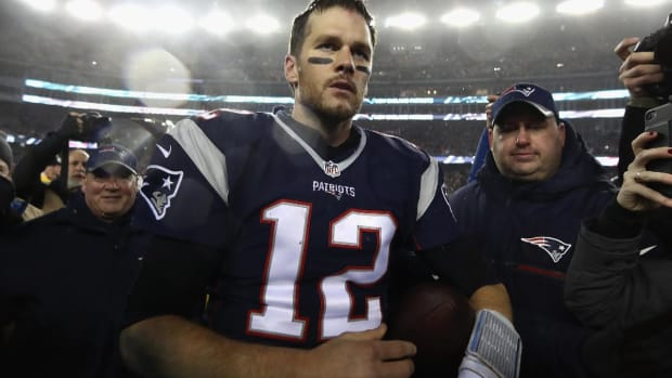 Patriots Owner Robert Kraft Says Tom Brady Will Attend Mandatory Minicamp in June--IMAGE