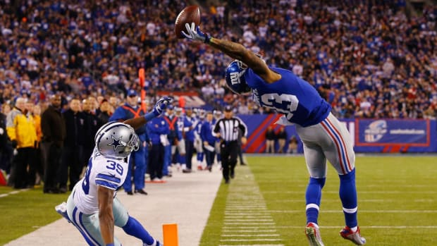 Giants Ready to Begin Contract Negotiations With Odell Beckham Jr. - IMAGE