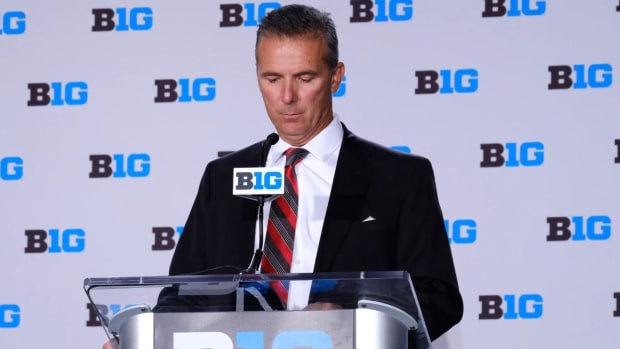 Urban Meyer Apologizes to Courtney Smith, Addresses Views on 'Relationship Violence' - IMAGE