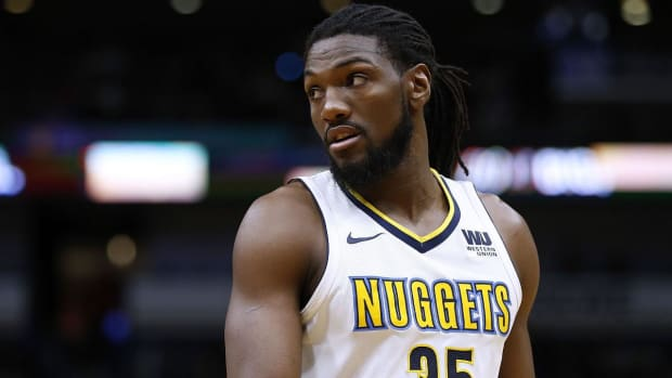 Kenneth Faried Arrested For Marijuana Possession--IMAGE