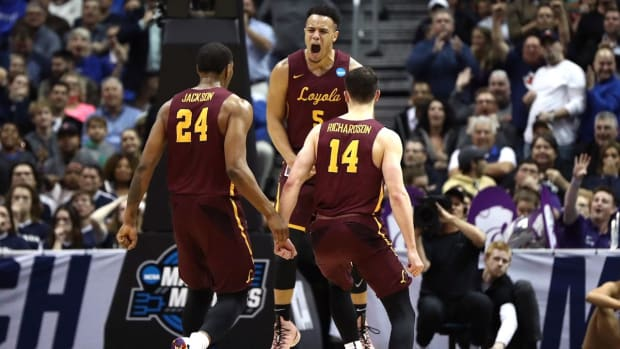 Loyola-Chicago Beats Nevada to Advance to Elite Eight - IMAGE