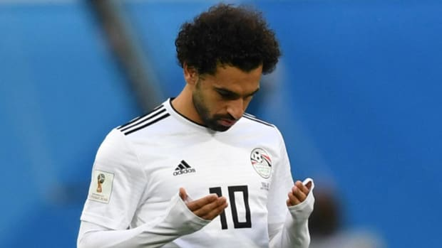 Report: Mohamed Salah Mulls Quitting Egypt After Chechnya Controversy--IMAGE