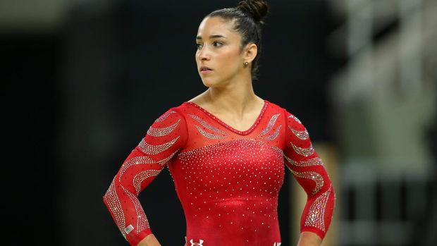 Aly Raisman Sues US Olympic Committee, USA Gymnastics