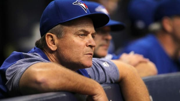 Report: Blue Jays, ManagerJohn Gibbons To Part Ways After Season--IMAGE