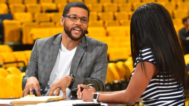 Michael Smith to Leave 6PM SportsCenter--IMAGE