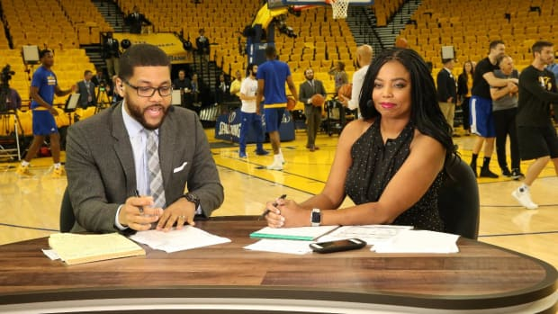Jemele Hill is Leaving SC6 for The Undefeated - IMAGE