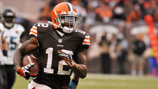 Josh Gordon Will Not Attend Start of Browns Training Camp - IMAGE