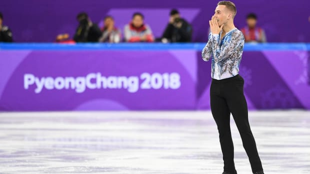 13-Year-Old Adam Rippon Discusses His Olympic Dreams in 2003 - IMAGE