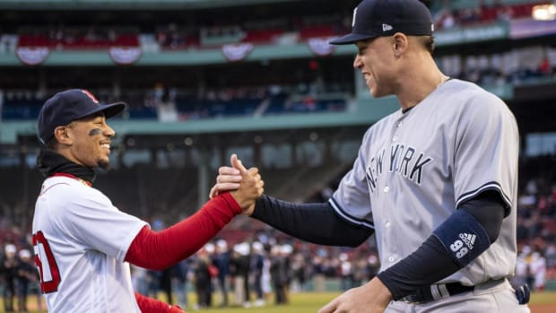 Yankees, Red Sox To Play in London In 2019--IMAGE