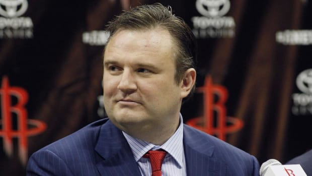 Sixers Fall Short in Attempt to Hire GM Daryl Morey Away From Rockets--IMAGE