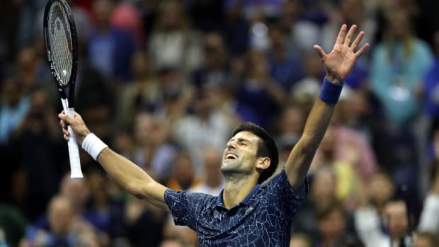 Novak Djokovic Defeats Juan Martin del Potro in Straight Sets, Wins Third U.S. Open--IMAGE