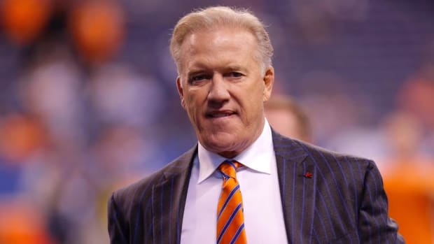 John Elway: Kaepernick 'Had His Chance To Be Here' and 'Passed' on Contract--IMAGE