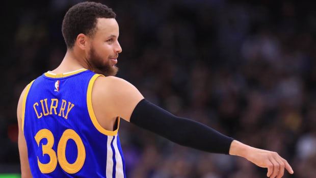Steph Curry Surprises Girl Who Wrote Letter About His Shoes With New Curry 6's on Christmas - IMAGE
