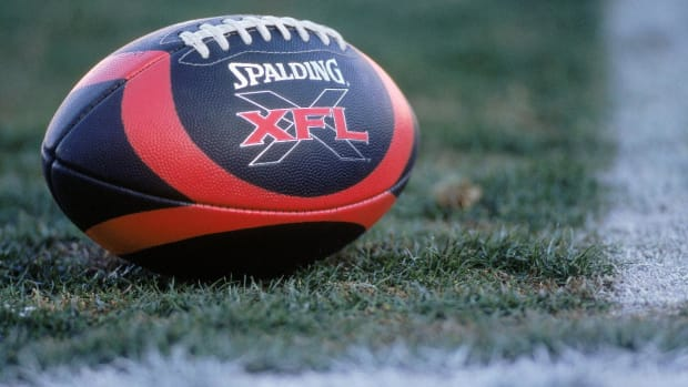 Eight-Team XFL Competitor Plans to Launch in February 2019 - IMAGE