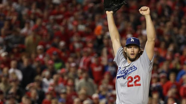 Report: Clayton Kershaw, Dodgers Agree to Three-Year, $93 Million Deal - IMAGE