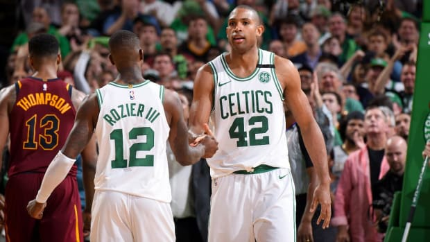Celtics Take Commanding 2-0 Series Lead Over LeBron, Cavs  - IMAGE