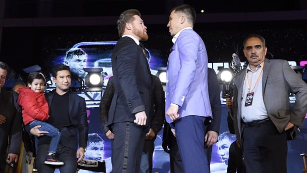 Rematch Between Canelo Alvarez and Gennady Golovkin Scheduled for Sept. 15 - IMAGE