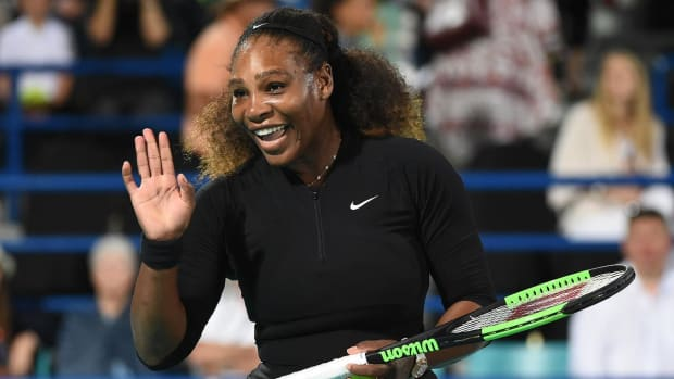 Serena Williams Withdraws From Australian Open - IMAGE