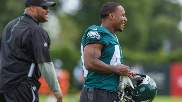 Eagles Running Back Darren Sproles to Retire After 2018 Season - IMAGE