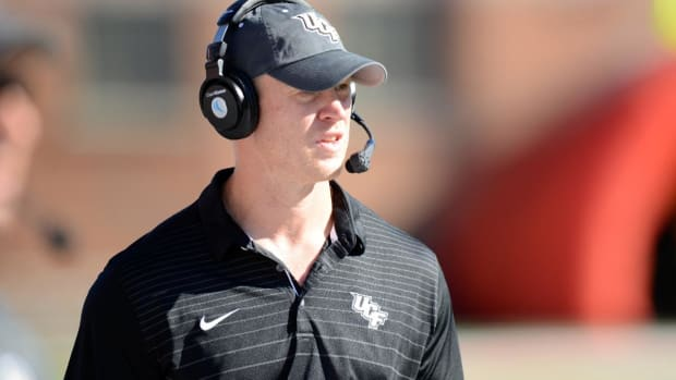 Scott Frost: 'Conscious Effort' to Keep UCF From College Football Playoff - IMAGE