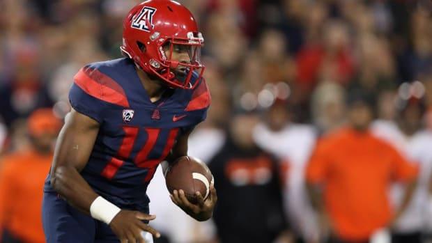 Khalil Tate Doesn't Seem to Want Arizona to Hire Ken Niumatalolo - IMAGE