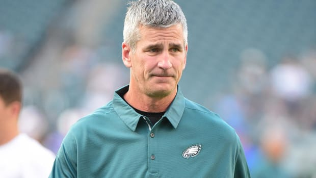 Eagles OC Frank Reich To Become Colts Head Coach--IMAGE