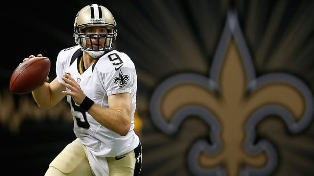 Report: Drew Brees, Saints Agree to 2-Year, $50 Million Deal - IMAGE