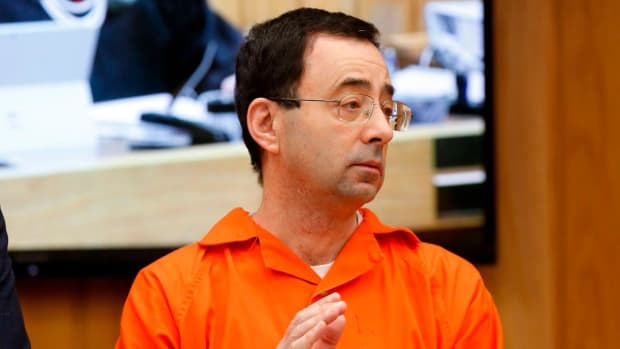Michigan State to Pay $500 Million to Nassar Victims--IMAGE