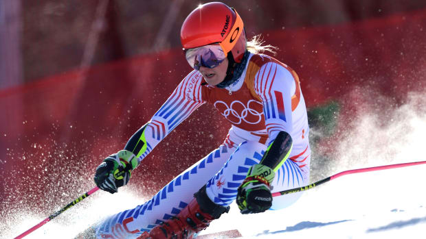 Mikaela Shiffrin appears on cover of Sports Illustrated ...
