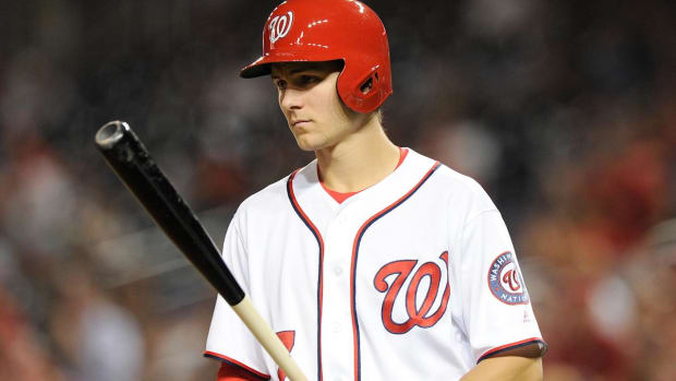 Nationals' Trea Turner Issues Apology After Offensive Tweets Emerge - IMAGE