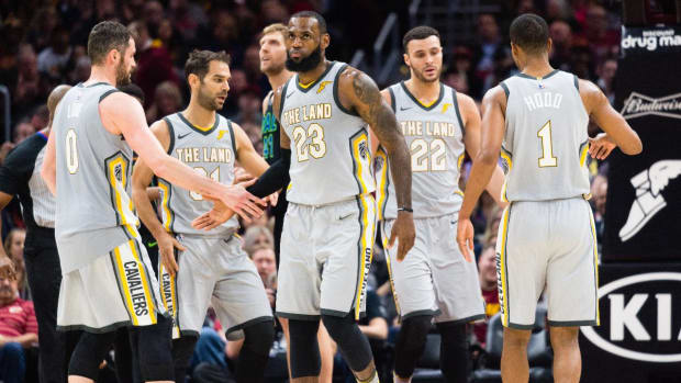 Give and Go: Warriors or Cavs? Which Team Should Be More Worried Entering the Playoffs? - IMAGE