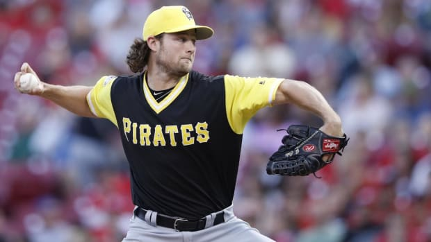 Report: Astros Reach Agreeement to Acquire Gerrit Cole - IMAGE