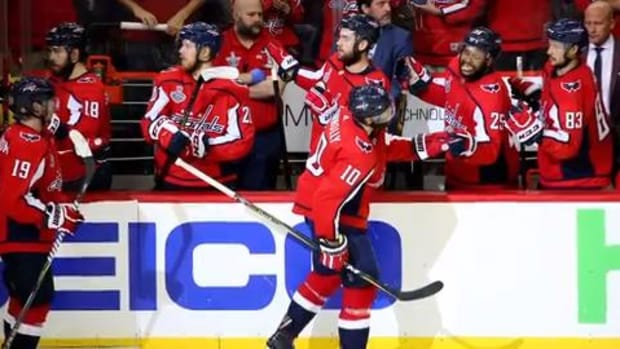 Capitals Roll to Game 4 Win, 3-1 Series Lead Over Golden Knights - IMAGE
