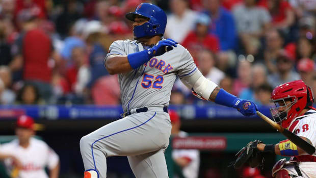 Mets' Yoenis Cespedes To Have Season-Ending Heel Surgery, Expected to Miss 8-10 Months - IMAGE