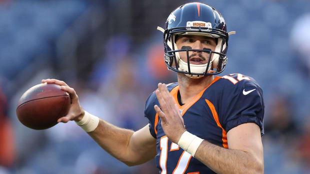 Broncos Fan Starts GoFundMe to cut QB Paxton Lynch
