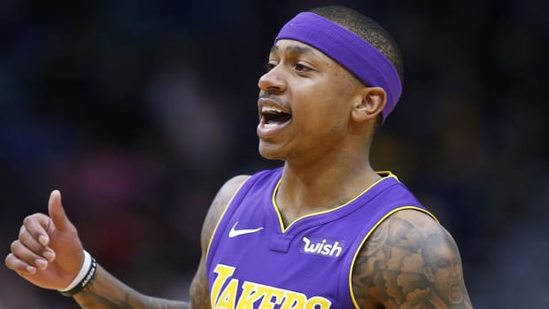 Report: Isaiah Thomas Agrees to One-Year Deal With Nuggets - IMAGE