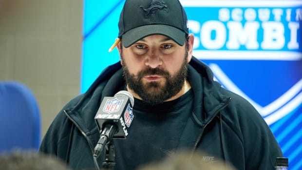 Lions Coach Matt Patricia Indicted, Not Prosecuted for 1996 Sex Assault--IMAGE
