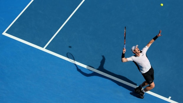 Hip Injury Will Keep Andy Murray Out of Australian Open--IMAGE