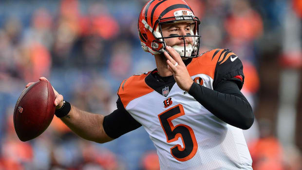 AJ McCarron Wins Grievance Against Bengals, Now an Unrestricted Free Agent - IMAGE
