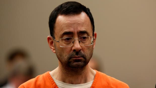 Former Michigan State Dean, Larry Nassar's Boss, Arrested - IMAGE