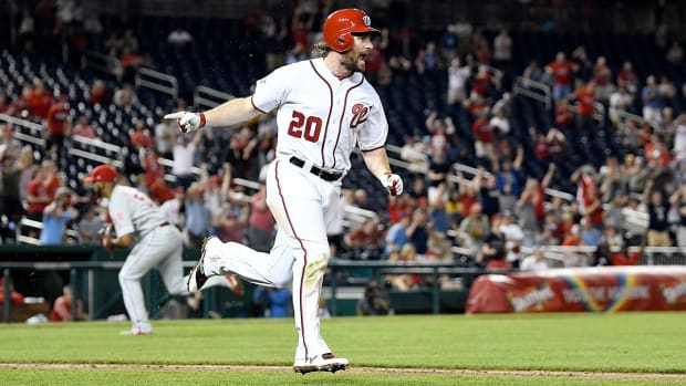 Daniel Murphy Traded To Cubs As Nationals Fire Sale Begins - IMAGE