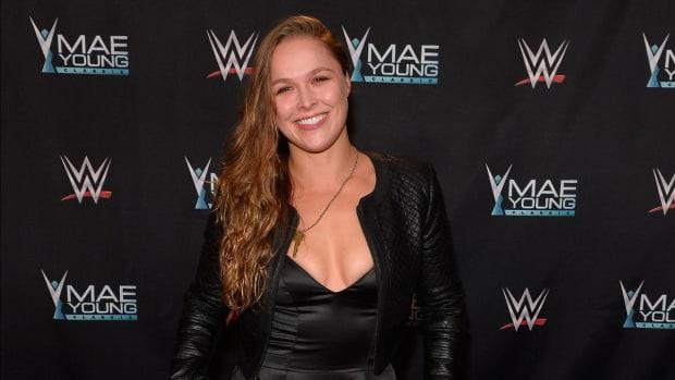 Ronda Rousey: 'I'm So Happy I Lost Those Fights' To Holly Holm, Amanda Nunes