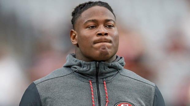 Former Girlfriend of 49ers LB Reuben Foster Recants Assault Claim--IMAGE