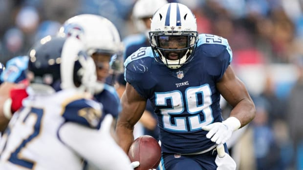 DeMarco Murray Retires From NFL After Seven Seasons--IMAGE