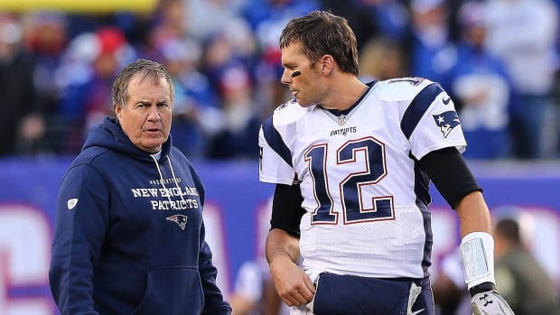 Report: Tom Brady No Show At Patriots' Voluntary OTAs - IMAGE