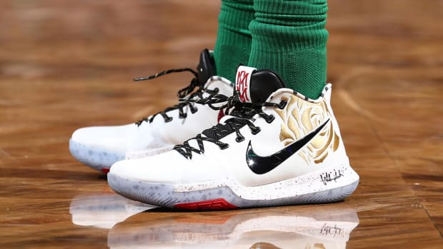 Who Had the Best Signature Shoes in the NBA in 2017? - IMAGE