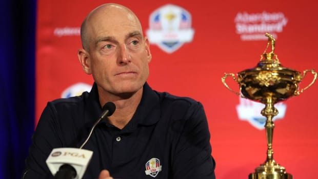 Tiger Woods, Phil Mickelson Highlight Ryder Cup Captain's Picks--IMAGE